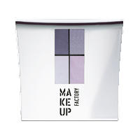 Make up Factory Набор Make Up Factory - Eye Color №45 Precious Voileta/Sweet Lilac/Purple Ash/Soft Cherry